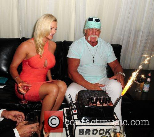 Hulk Hogan and Jennifer McDaniel 1