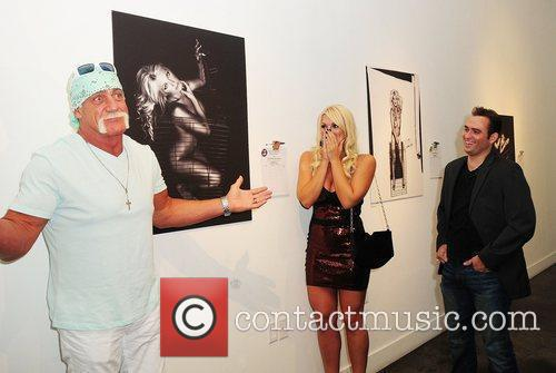 Hulk Hogan, Brooke Hogan and Katie Price 2