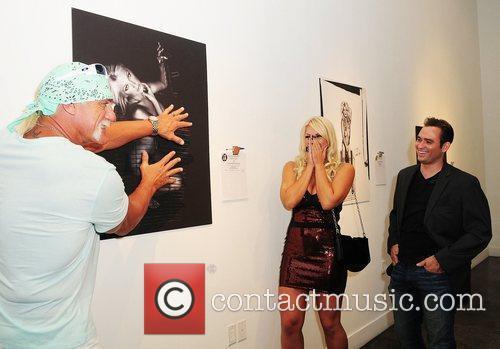 Hulk Hogan, Brooke Hogan and Katie Price 1