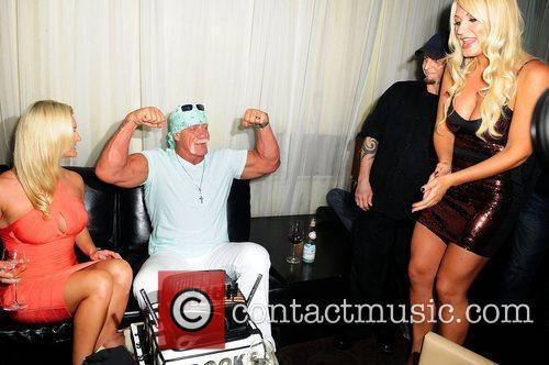 Hulk Hogan, Brooke Hogan, Jennifer McDaniel