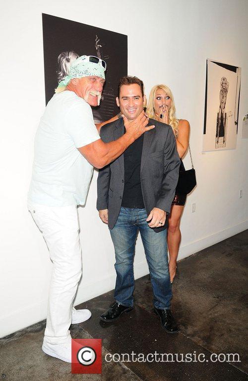 Hulk Hogan, Brooke Hogan and Katie Price 4