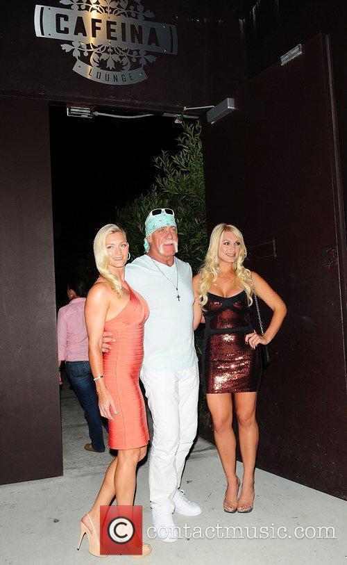 Brooke Hogan, Hulk Hogan, Jennifer McDaniel