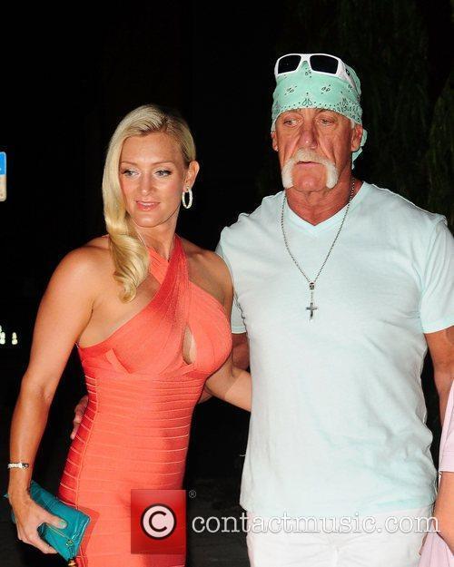 Jennifer Mcdaniel and Hulk Hogan 6