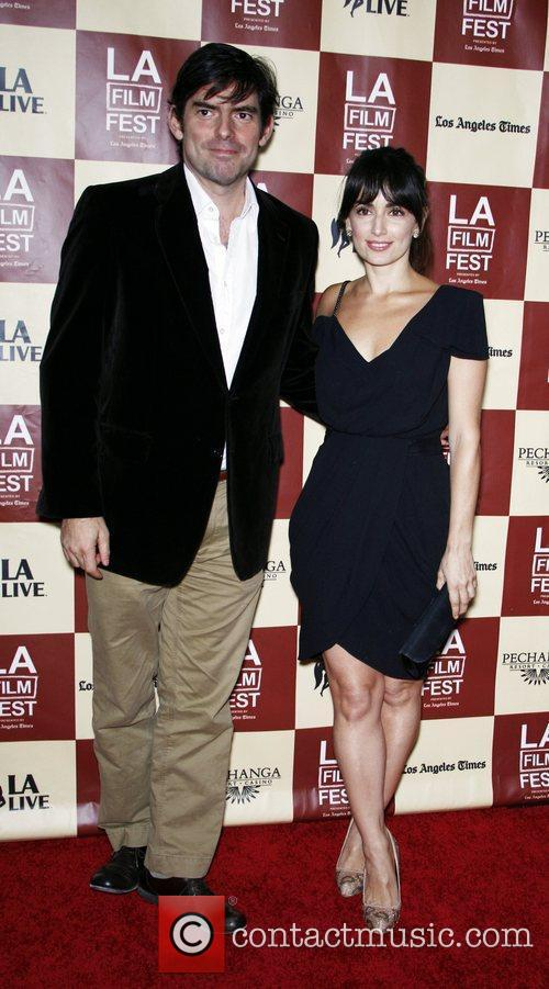 Chris Weitz and Ana De La Reguera 'A...