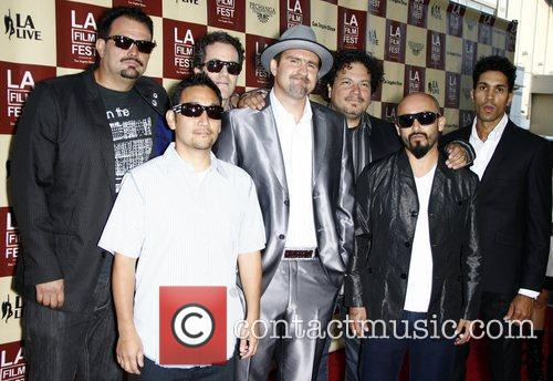 Ozomotli  'A Better Life' World Premiere Gala...