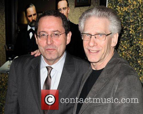 Sony and David Cronenberg 1