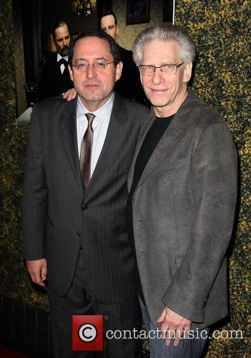 Sony and David Cronenberg 2