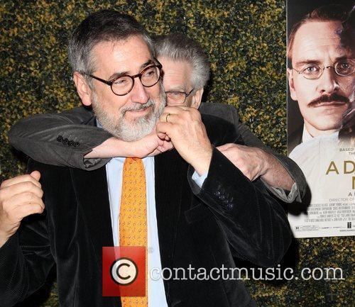 Directors John Landis and David Cronenberg  LA...