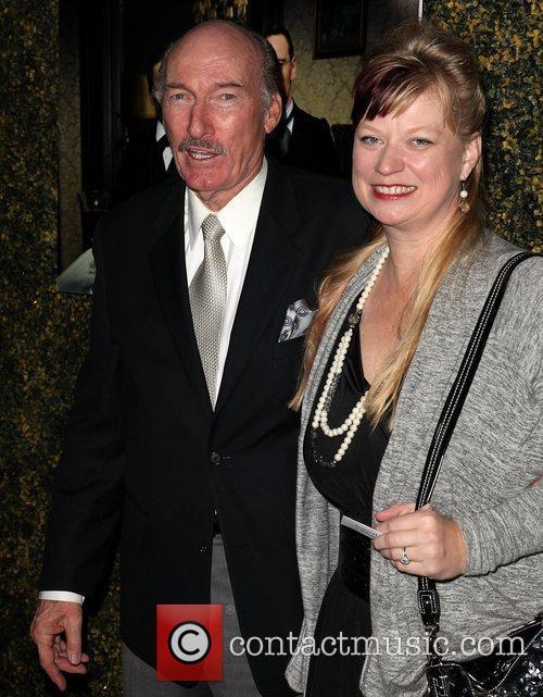 Ed Lauter and wife LA Premiere Of Sony...