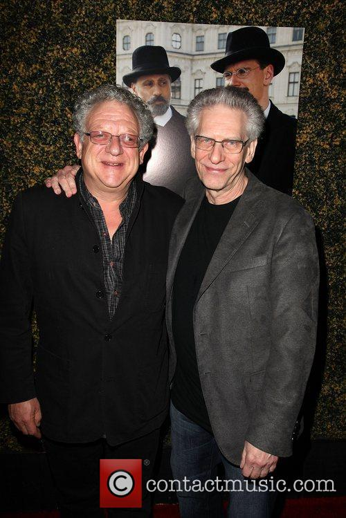Jeremy Thomas and David Cronenberg 4