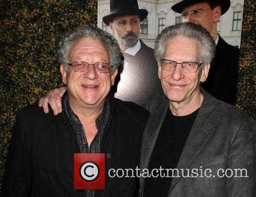 Jeremy Thomas and David Cronenberg 3