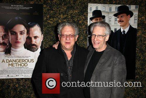 Jeremy Thomas and David Cronenberg 1