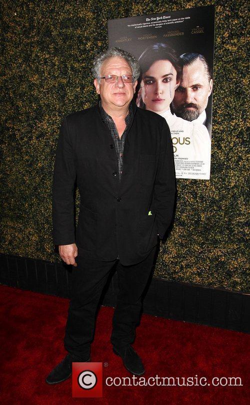 Producer Jeremy Thomas LA Premiere Of Sony Pictures...
