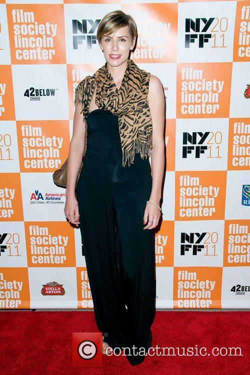 The 49th New York Film Festival premiere of...