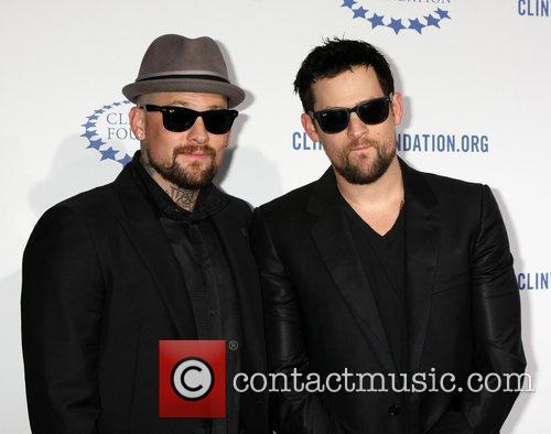Benji Madden and Joel Madden 6