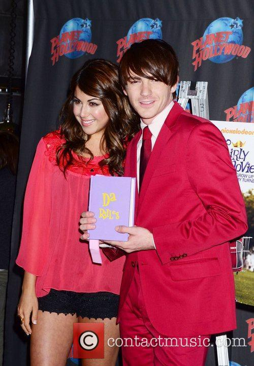 Daniella Monet and Drake Bell 5