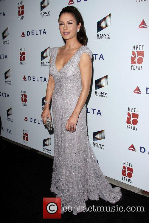 Catherine Zeta-Jones The 6th Annual 'A Fine Romance'...