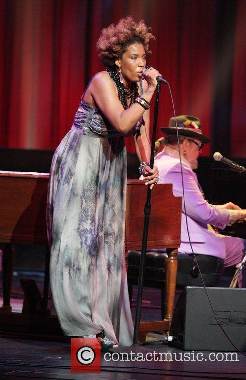 Macy Gray and Dr John 9