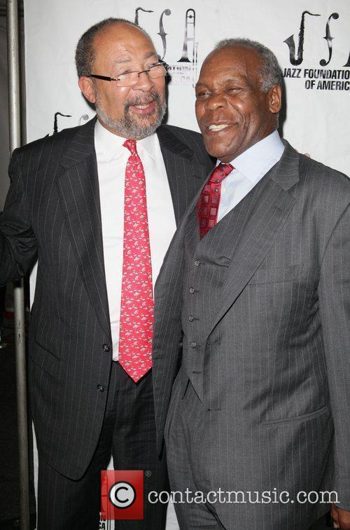 Richard Parsons and Danny Glover 2