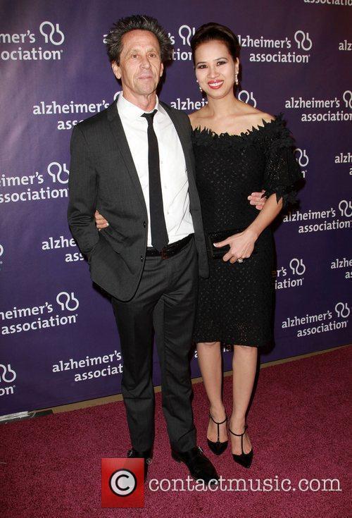 Brian Grazer and Guest The Alzheimer's Association's 19th...