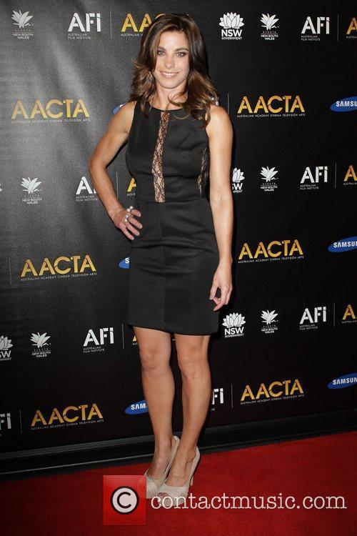 Brooke Satchwell The launch of the Australian Academy...