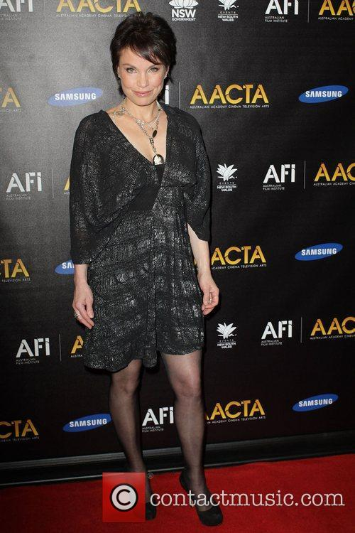 Sigrid Thornton The launch of the Australian Academy...