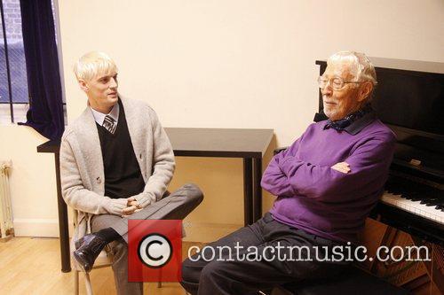 Aaron Carter and Tom Jones  Aaron Carter...
