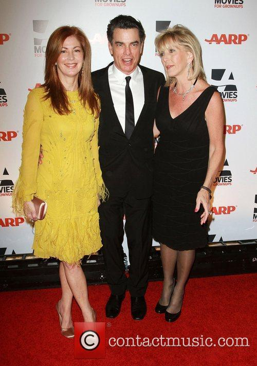 Dana Delany and Peter Gallagher