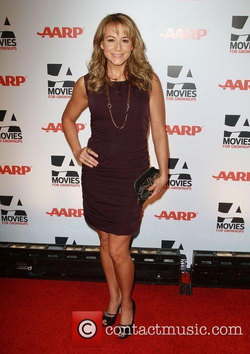 Megyn Price AARP The Magazine's 10th Annual Movies...