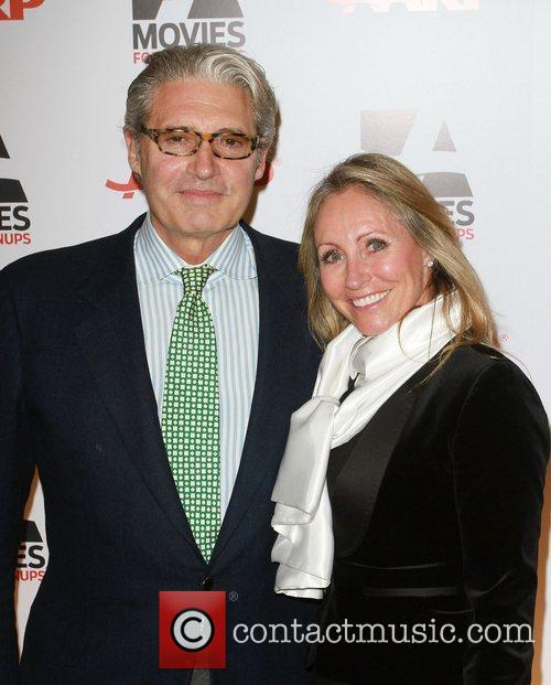 Michael Nouri and Guest AARP The Magazine's 10th...