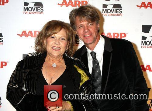 Brenda Vaccaro and Guest AARP The Magazine's 10th...