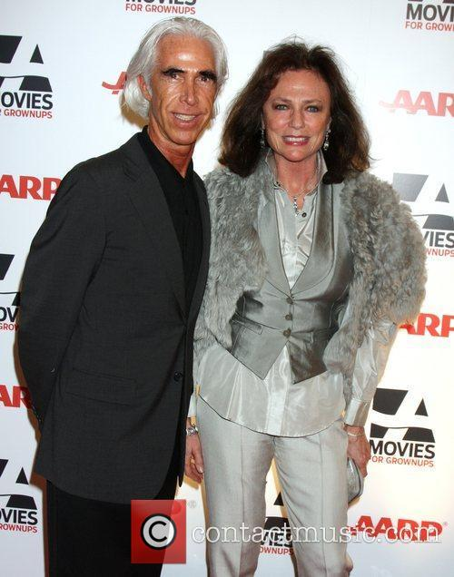 Jackie Bissett and Guest AARP The Magazine's 10th...