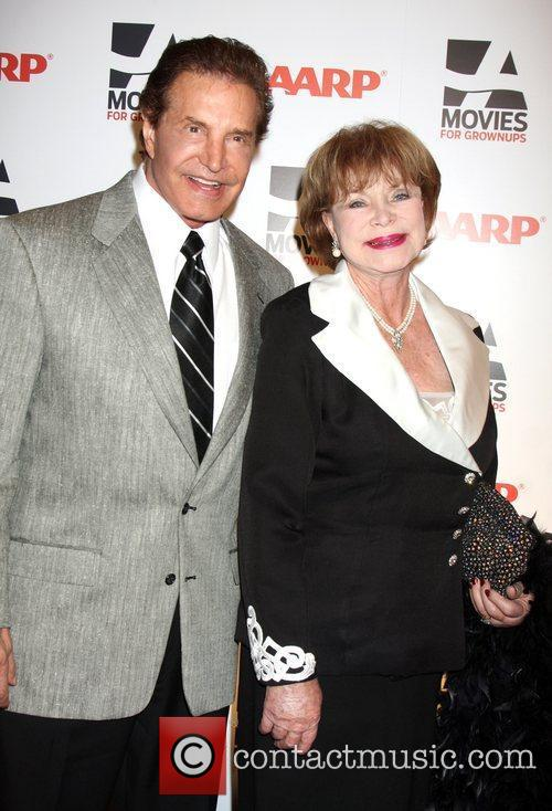 Peter Lupus and Guest AARP The Magazine's 10th...