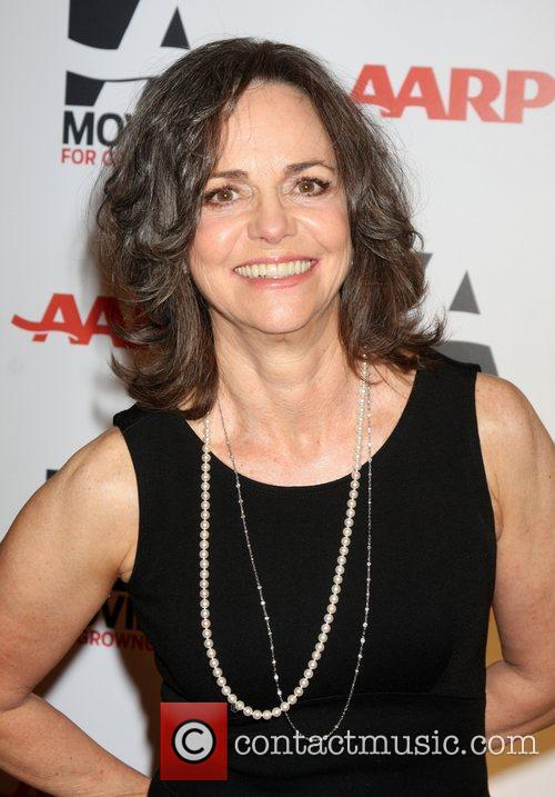 Sally Field AARP The Magazine's 10th Annual Movies...