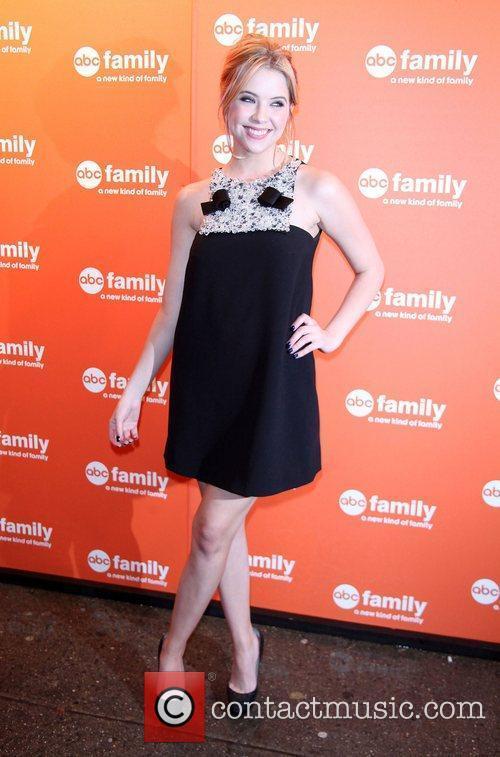 Ashley Benson  ABC Family 2011 Upfronts season...