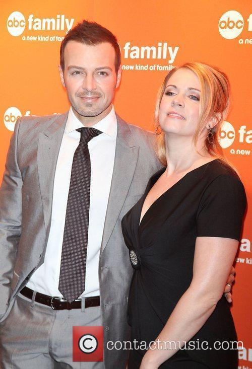 Joey Lawrence, Melissa Joan Hart  ABC Family...