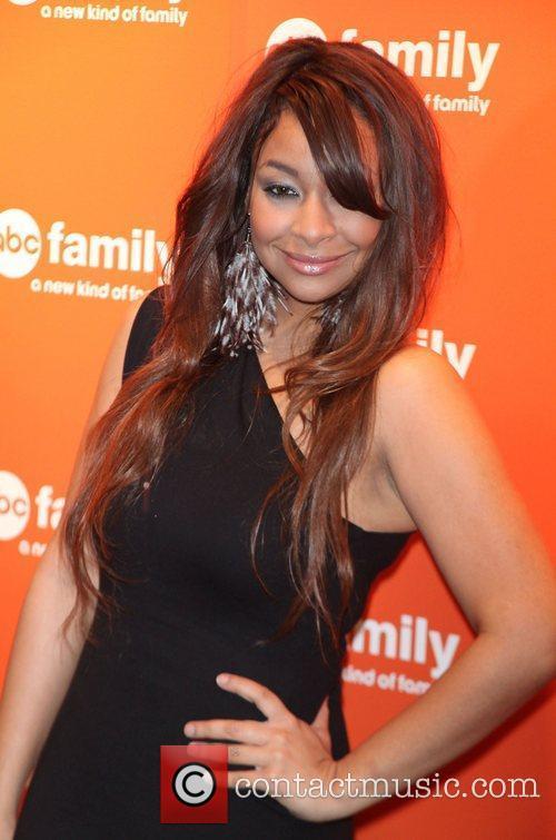 Raven-Symone  ABC Family 2011 Upfronts season kick-off...