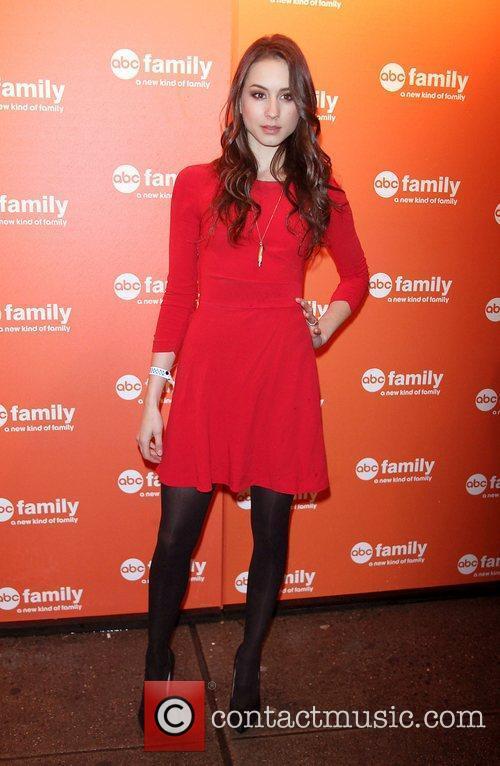 ABC Family 2011 Upfronts season kick-off at Beauty...