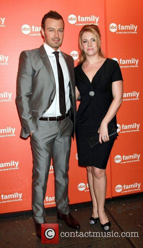 Joey Lawrence and Melissa Joan Hart 4