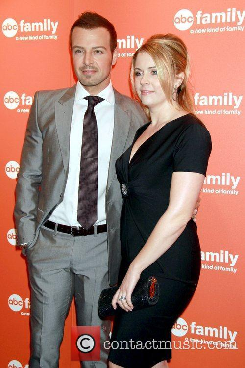 Joey Lawrence and Melissa Joan Hart 6