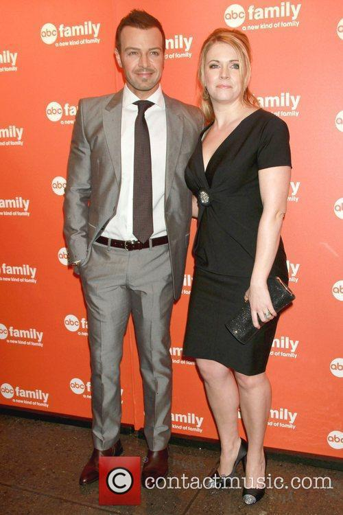 Joey Lawrence and Melissa Joan Hart 7