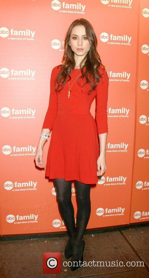 ABC Family 2011 Upfront Party at Beauty &...
