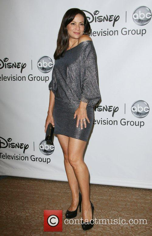 Constance Marie Disney ABC Television Group Host Summer...