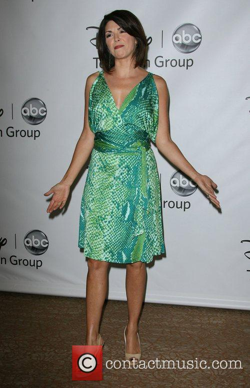 Amy Pietz Disney ABC Television Group Host Summer...
