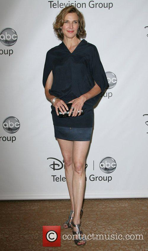 Brenda Strong Disney ABC Television Group Host Summer...