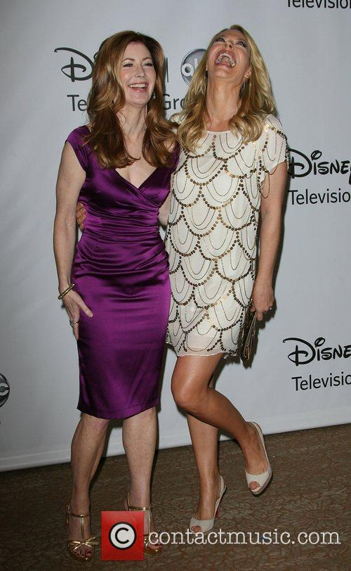 Dana Delany and Jeri Ryan 5