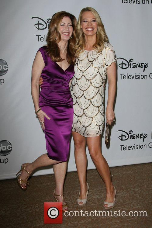Dana Delany and Jeri Ryan 8