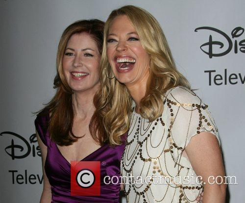 Dana Delany and Jeri Ryan 6