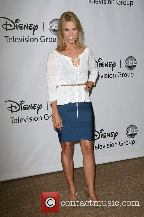 Cheryl Hines Disney ABC Television Group Host Summer...