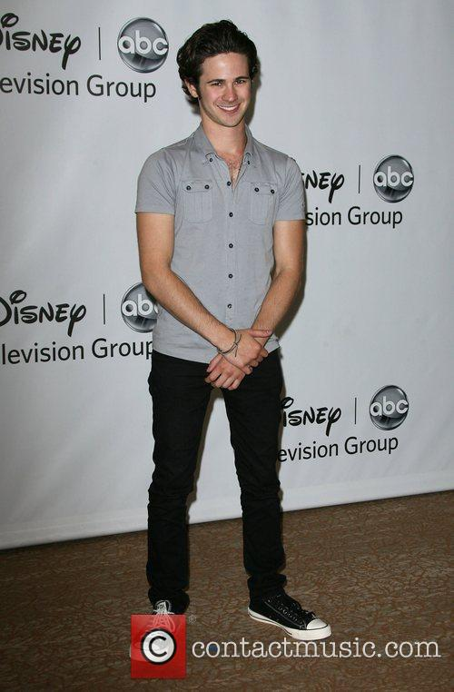 Connor Paolo Disney ABC Television Group Host Summer...